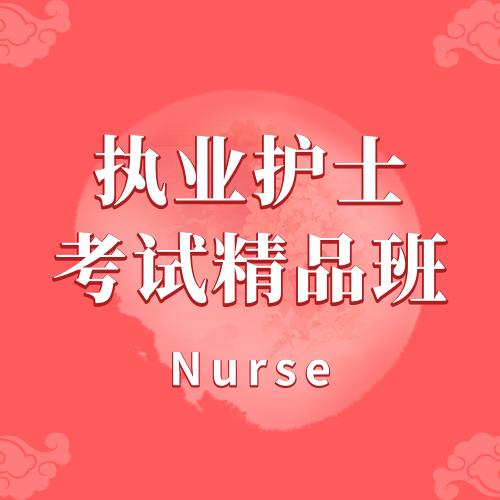 执业护士考试精品班